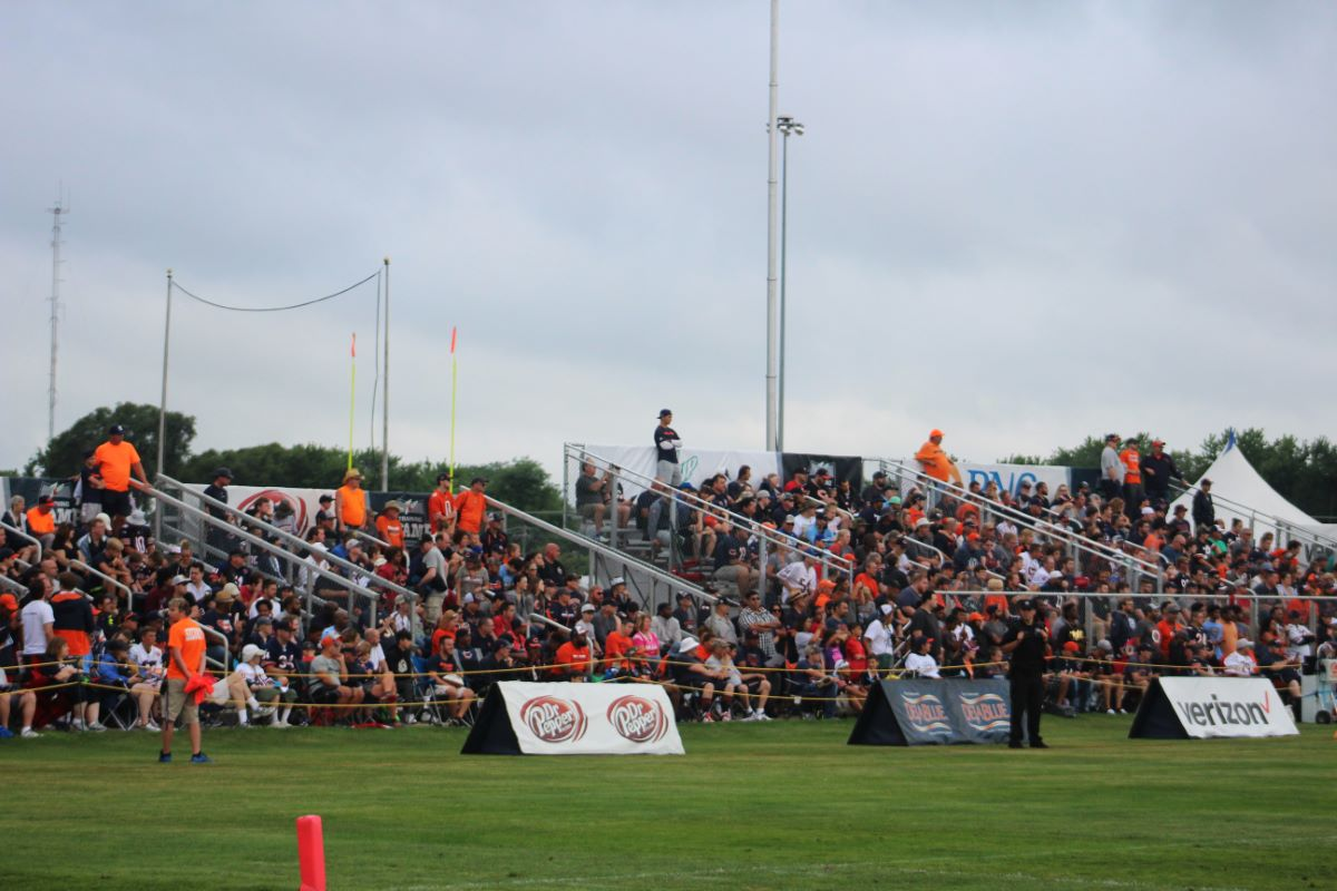 chicago bears training camp 03